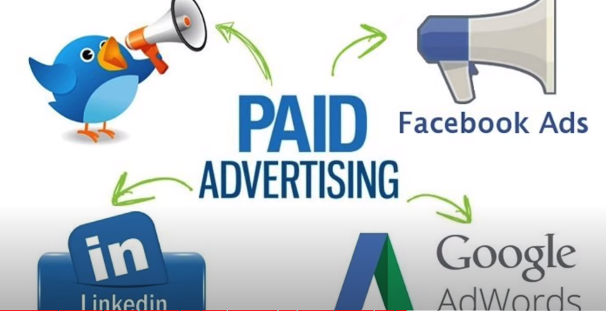 how to improve brand by paid advertisement