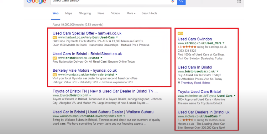 how to improve google brand name with ppc ads